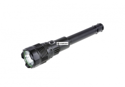 THUNDER 10 Watt LED Torch with Power Bank